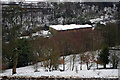 SE0025 : Crossley Works and Hoo Hole Works, Cragg Road, Mytholmroyd by Phil Champion