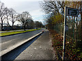 SJ8293 : Mauldeth Road West, Hough End by Phil Champion