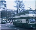SK5739 : Two Buses in Nottingham City Centre by David Hillas