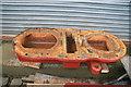 SD9311 : Ellenroad Engine House - coffin bottom by Chris Allen