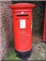 TM4689 : The Street Postbox by Adrian Cable