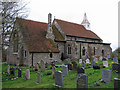 TQ7999 : St Mary's Church: Northern View by Roger Jones