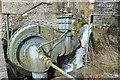 SK1772 : Cressbrook Turbines by Ashley Dace
