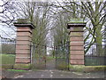 SJ4185 : Entrance to Clarke Gardens by JThomas