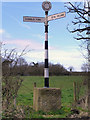 SJ8283 : Which Way? by David Dixon