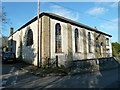 SK1575 : United Reformed church hall, Tideswell by Andrew Hill