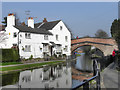 SJ6887 : Bridgewater House and Lymm Bridge by David Dixon
