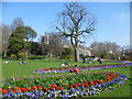 TQ2879 : The Rose Garden, Hyde Park by Ian Yarham