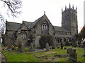 SJ6886 : The Church of St Mary the Virgin, Lymm by David Dixon