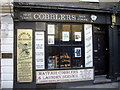 TQ2880 : Mayfair Cobblers, White Horse Street, Mayfair by PAUL FARMER