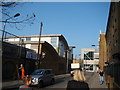 TQ3481 : View of Tower Hamlets City Learning Centre from Durward Street by Robert Lamb