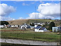 SX5873 : Houses in Princetown by Ruth Sharville