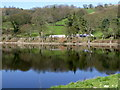 SK2890 : Damflask Reservoir - March 2012 (2) by Alan Murray-Rust