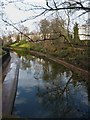 TQ2782 : Regent's Canal from Park Road Bridge NW1 by R Sones