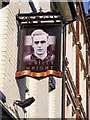 SO9198 : The Billy Wright Sign by Gordon Griffiths