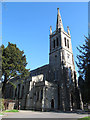 TQ3369 : All Saints church, Upper Norwood: west end by Stephen Craven