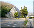 SH5638 : Catholic Church of the Most Holy Redeemer, Porthmadog by John Grayson