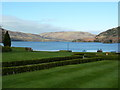 NY3817 : Inn on the Lake, Glenridding, Gardens by Alexander P Kapp