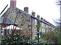 SK4251 : Workers' Cottages in Golden Valley by Jonathan Clitheroe