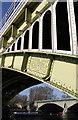 TQ1774 : Richmond Railway Bridge : Week 14