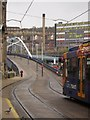 SK3587 : Tramway, Sheffield by Derek Harper
