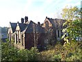 SK3892 : Former school on Blackburn Road by Martin Speck