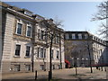 TQ7656 : County Hall, County Road, Maidstone by David Anstiss