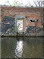 SK3788 : Miniature Doorway by Anne Burgess