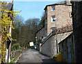 SK2957 : Looking up Chapel Hill, Cromford by Andrew Hill