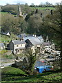 SK2758 : Bonsall from the south by Andrew Hill