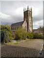SD7934 : The Parish Church of St Leonard, Padiham by David Dixon