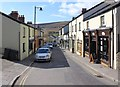 SO2508 : Broad Street, Blaenavon by David P Howard