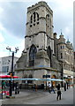 SO8318 : Grade II* listed St Michael's Tower, Gloucester by John Grayson