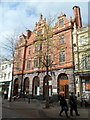 SO8318 : Grade II listed Lloyds TSB, 19 Eastgate Street, Gloucester by John Grayson
