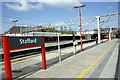 SJ9122 : Stafford Railway Station by Roger Templeman
