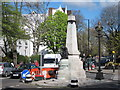 TQ2683 : Monument at Grove End Road by Oast House Archive