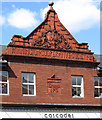 SJ6573 : Northwich - Winnington Co-op building by Dave Bevis