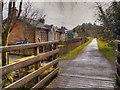 NN5200 : Cyclepath to Gartmore by David Dixon