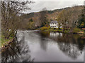 NN6207 : River Teith, Callander by David Dixon
