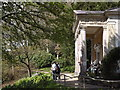 ST7734 : Portico, Temple of Flora by Colin Smith
