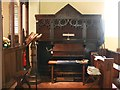 TL8016 : St Germanus, Faulkbourne - Organ by John Salmon