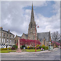 NS2982 : West Kirk of Helensburgh by David Dixon