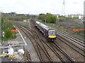 SK5538 : Lenton South Junction by Alan Murray-Rust