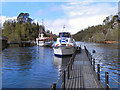 NN4907 : Loch Katrine, MV Lady of the Lake by David Dixon