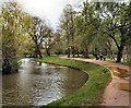 SP5205 : River Cherwell by Paul Gillett