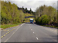 NS3592 : A82, Approaching Luss by David Dixon