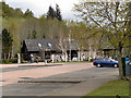 NS3593 : Luss Visitor Centre and Museum by David Dixon