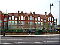 TQ3385 : Hackney southern fringe):  Princess May Primary School by Dr Neil Clifton