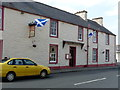 NX0882 : Kings Arms Hotel by Billy McCrorie
