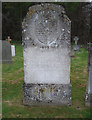 ST9588 : Gravestone of Charles Howard, 20th Earl of Suffolk, bomb disposal expert, Church of St. John the Baptist, Charlton by Vieve Forward